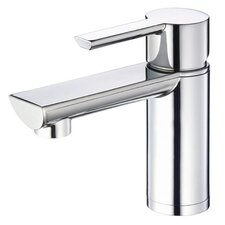 Adonis Single Handle Single Hole Bathroom Faucet