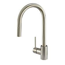 Citron Single Handle Deck Mount Kitchen Faucet