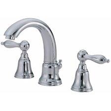 Fairmont Double Handle Mini Widespread Bathroom Faucet
