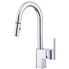 Como Single Handle Deck Mounted Kitchen Faucet