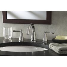 Eastham Double Handle Widespread Bathroom Faucet