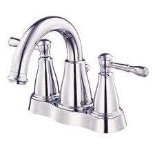 Eastham Double Handle Centerset Bathroom Faucet