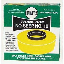 Wax Toilet Bowl Gasket