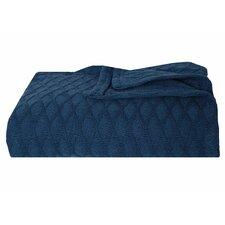 Lattice Cotton Blanket