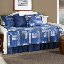 Eastmont 5 Piece Daybed Coverlet Set