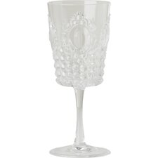 Baroque and Rock Acrylic Wine Glass (Set of 4)