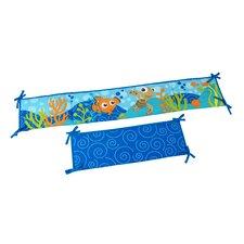 Nemo Padded Crib Bumper