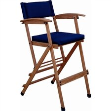 "19"" Deluxe Bamboo Director Chair"
