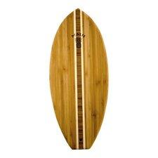 Tropical Lil' Surfer Board with Maui Logo Cutting Board