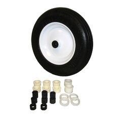 Universal Fit Flat Free Wheelbarrow Tire