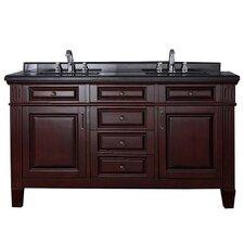 "Carsen 60"" Double Bathroom Vanity Set"