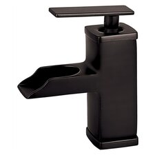Mainz Single Hole Sink Faucet with Single Lever Handle
