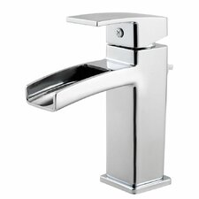 Kenzo Single Handle Single Hole Waterfall Faucet