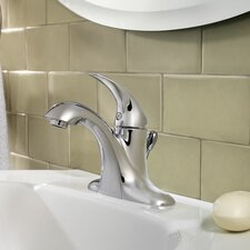Serrano Single Handle Centerset Standard Bathroom Faucet with Drain Assembly