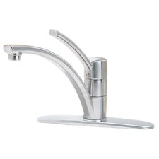 Parisa Single Handle Kitchen Faucet