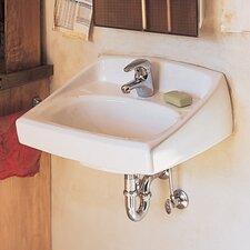 Lucerne Wall Mount Bathroom Sink