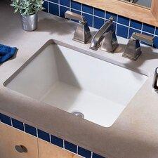 "Boulevard 6"" Undermount Bathroom Sink"