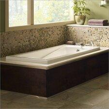 """Green Tea 60"""" x 36"""" Soaking Bathtub"""