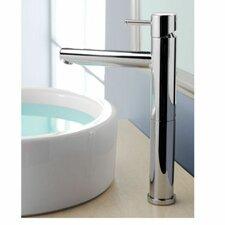 Serin Single Hole Bathroom Vessel Faucet with Single Handle