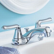 Colony Centerset Bathroom Faucet with Double Handles