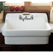 "30"" x 22"" Country Kitchen Sink"
