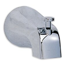 "Slip-On 4"" Diverter Tub Spout"
