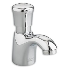 Pillar Tap Single Hole Metering Faucet with Single Handle