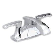 Copeland Centerset Bathroom Sink Faucet with Double Lever Handles