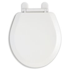 EverClean Antimicrobial Elongated Toilet Seat