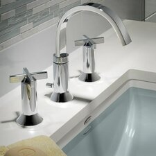 Berwick Widespread Bathroom Faucet with Double Cross Handles