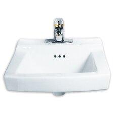 Comrade Wall Mount Bathroom Sink