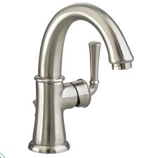 Portsmouth Single Hole Bathroom Faucet with Single Handle