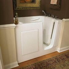 "53"" x 32"" Walk-In Bathtub"