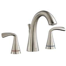 Fluent Bathroom Faucet Double Handle
