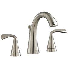 Fluent Widespread Bathroom Faucet Double Handle