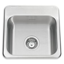 "Ada 15.13"" x 15.44"" Kitchen Sink"