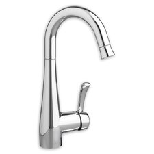 Quince Single Handle Deck Mounted Kitchen Faucet