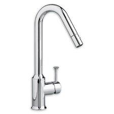 Pekoe Single Handle Deck Mounted Kitchen Faucet