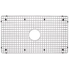 "29.75"" x 16"" Stainless Steel Sink Grid"