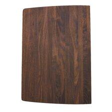 "19"" x 13.25"" Wood Cutting Board"
