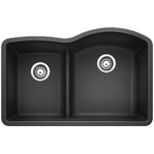 Diamond Reverse Bowl Kitchen Sink