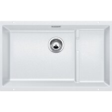 "Precis 27.5"" x 18.13"" Cascade Single Kitchen Sink"