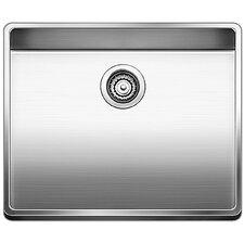 """Attika 20.5"""" x 16.5"""" Single Drop-in Kitchen Sink"""