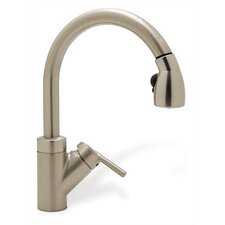 Rados Single Handle Deck Mounted  Kitchen Faucet with Pull Out Spray