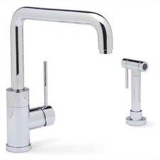 Purus Single Handle Deck Mounted Standard Kitchen Faucet