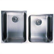 """Spex 32"""" x 20"""" Plus Bowl Undermount Kitchen Sink"""