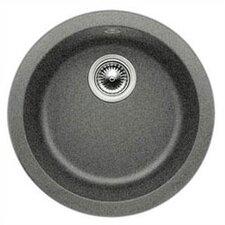 """Rondo 17.69"""" x 17.69"""" Round Drop-In Bar Sink"""