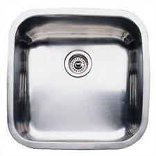 """Supreme 20.5"""" x 20.5"""" Single Bowl Undermount Kitchen Sink"""