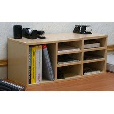 VHZ Office Nine Compartment Desk Organizer