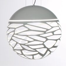 Kelly Laser Cut Sphere Pendant
